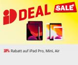 Interdiscount 10% Rabatt auf alle iPads