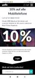 10% auf alle Mobile Geräte als Yallo Kunde