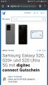 Samsung Galaxy S20, S20+ und S20 Ultra 5G mit digitec connect Gutschein