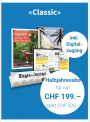 Tages-Anzeiger Digital oder Papier als (Halb)-Jahresabo + Gutschein