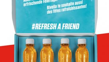 Gratis Rivella Refresh Set