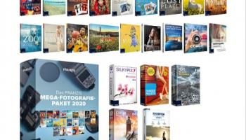 Mega-Fotografie-Paket kostenlos bei Pearl