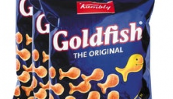 Kambly Goldfish The Original – in Aktion bei Denner