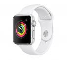[Einzelprodukt] Apple Watch Series 3 GPS, 42mm Silver Aluminium