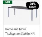 28% Rabatt auf die Gartentisch Serie Stettin bei Coop Bau & Hobby