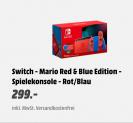 Switch Mario Red & Blue Edition bei Media Markt