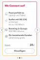 Daten-SIM WeConnect Surf kostenlos für bestehende Sunrise und UPC Kunden