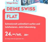 Wingo Swiss für CHF 24.- lebenslänglich