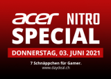 Acer Nitro Gaming-Special bei DayDeal