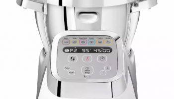 Küchenmaschine Moulinex HF807ECH Companion XL bei nettoshop