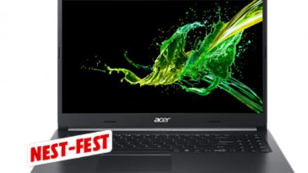 ACER Aspire 5 A515-54-77W5 – i7, 1TB SSD, 16GB RAM bei MediaMarkt