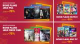 Viele Games im Sale bei fnac.ch