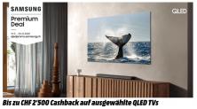 Samsung-Fernseher der Q95T-Reihe bei Mediamarkt zu Bestpreisen (inkl. Cashback berechnet, nur heute!)