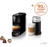 Nespresso Krups Essenza Mini & Aeroccino 3 + 90 CHF Nespresso Kaffee gratis