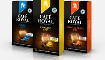 Café Royal: 30% Rabatt auf alle Nespresso-Kapseln