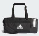 Adidas Convertible 3-Streifen Duffelbag S für 20 Stutz