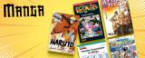 Manga-Aktion bei DeinDeal