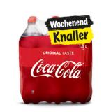 Nur heute und Morgen: Coop Wochenend Knaller: Coca Cola, Felix Katzenfutter und mehr