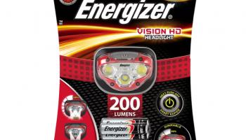 ENERGIZER E300280501 Stirnlampe (Rot/Grau) im MediaMarkt Outlet