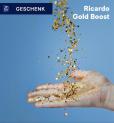 Gratis Gold-Boost (Angebot ab CHF 100.-) für Ricardo bei My 20 Minuten