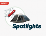 microspot: Camping & Outdoor Aktion, z.B. VICTORINOX Ranger Grip 78
