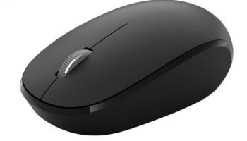 MICROSOFT Monza Gray Maus (Kabellos, Desktop) bei Interdiscount