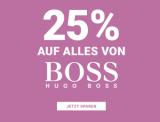 25% auf alles von Hugo Boss bei Import Parfumerie