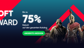 Forward Sale im Ubisoft Store – z.B. Far Cry 5 für 7.20€, UNO für 2.40€