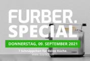 Furber Special bei DayDeal – 7 Küchengeräte von 9 bis 21 Uhr