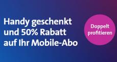 Alles unlimitiert in EU + Galaxy S21 / iPhone 12 zum genialen Preis!