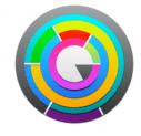 Disk Graph gratis im AppStore (macOS)