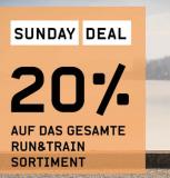 20% auf Running & Trailrunning Sortiment bei OchsnerSport (nur heute, mit NL-Rabatt kombinierbar)