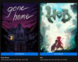 Gone Home und Hob gratis im Epic Games Store