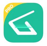 ScannerLens Pro PDF scanner gratis im Apple App Store