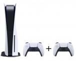Sony Playstation 5 + DualSense Wireless-Controller