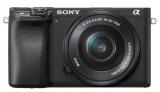 SONY Alpha 6400 + 16-50MM F/3.5-5.6 – Systemkamera bei MediaMarkt