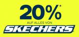 Nur heute: 20% Rabatt auf alles von Skechers bei Dosenbach