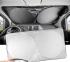Pearl gratis Artikel: Reflektierende Universal-Sonnenschutzfolie für die Windschutzscheibe