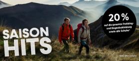 20% auf Trekking-Artikel und Schuhe bei SportXX (bis 17.05.2021)