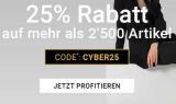 25% auf viele Artikel bei Ochsner Shoes (bis zum 26.11.)