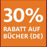 30% auf deutschsprachige Bücher bei Exlibris (bis zum 09.12.)