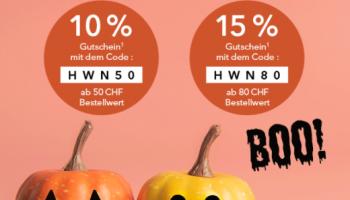 Shop Apotheke: 10% Rabatt ab 50 Franken resp. 15% Rabatt ab 80 Franken Bestellwert