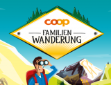 Gratis Coop Familienwanderung