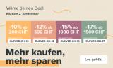 Nur noch heute: 10-17% sparen bei home24 ab MBW 200.-