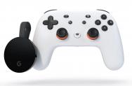 Stadia Premiere Edition (Stadia Controller und Chromecast Ultra) für Game-Kauf in Höhe von $59.99