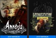 Kingdom New Lands und Amnesia: A Machine for Pigs im Epic Games Store