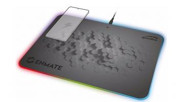 Mausmatte Speedlink Enmat Wireless Charging für 26.20.-