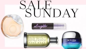 Sale Sunday bei Douglas – Bis zu 56% Rabatt auf über 2000 Artikel, z.B. One Million Parfum 200ml