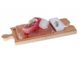 NOUVEL 401958 Hot-Stone/Himalayan Salz (Holz) bei MediaMarkt (6-teilig) / nettoshop (4-teilig)