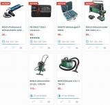 Reduzierte Baumarkt Artikel bei Microspot